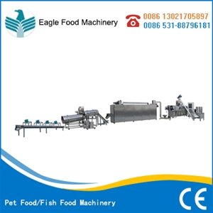 Pet Food/Fish Food Machinery